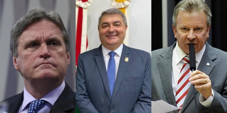 Dário Berger pede afastamento provisório de Celso Maldaner da presidência do MDB - Crédito: Divulgação