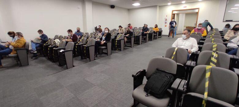 Conferência aprova metas para o saneamento básico em Jaraguá -