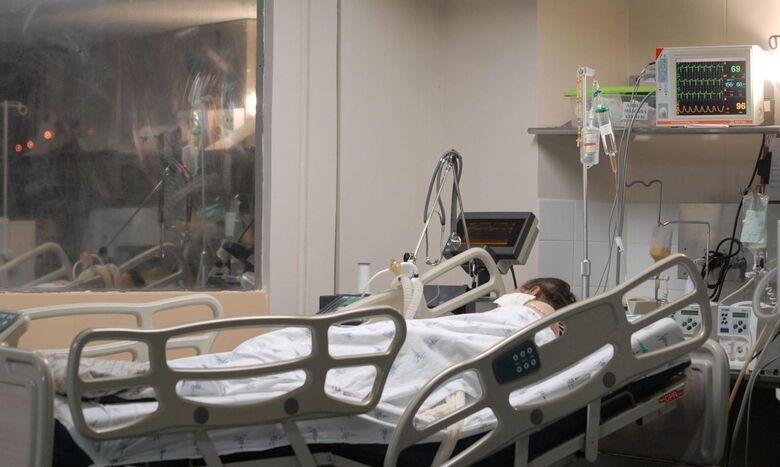 Homem de 33 anos morre vítima de covid-19 em Jaraguá  - Crédito: Marcello Casal Junior  / Agência Brasil