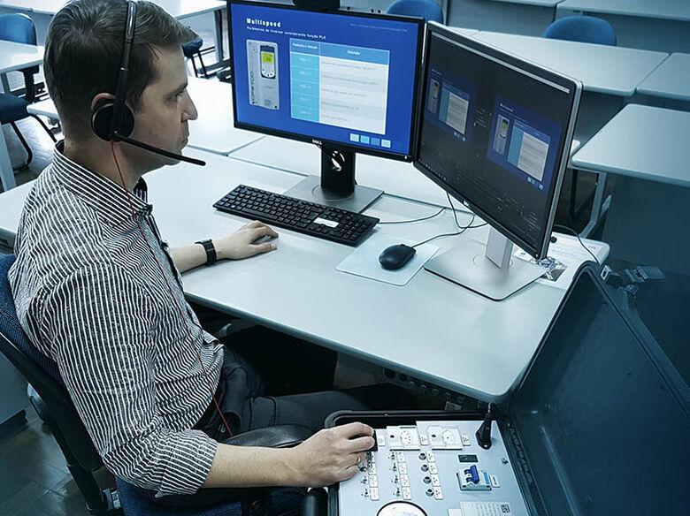 WEG abre inscrições para curso de qualificação profissional - Crédito: Divulgação
