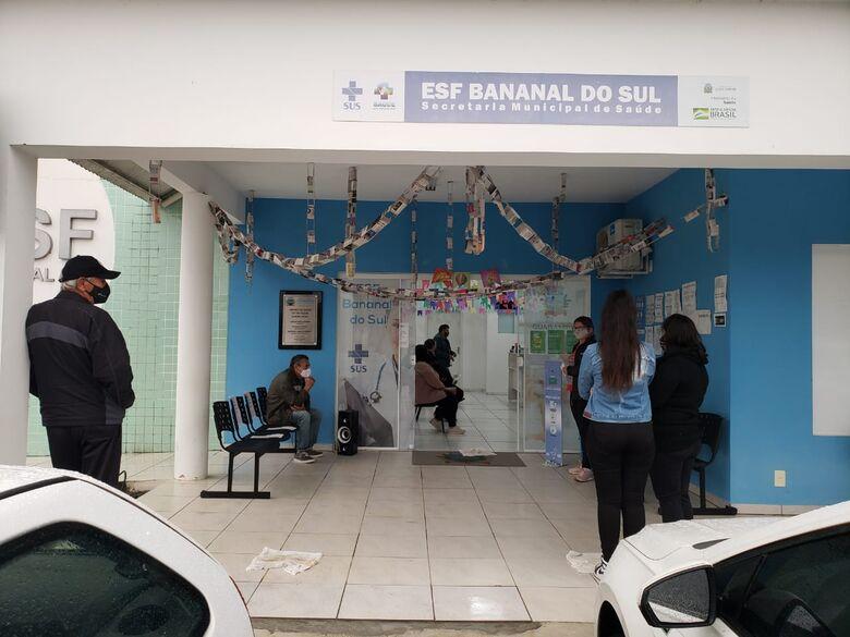 Dia D de vacinação contra a gripe contabiliza 406 vacinas aplicadas em Guaramirim - Crédito: Divulgação