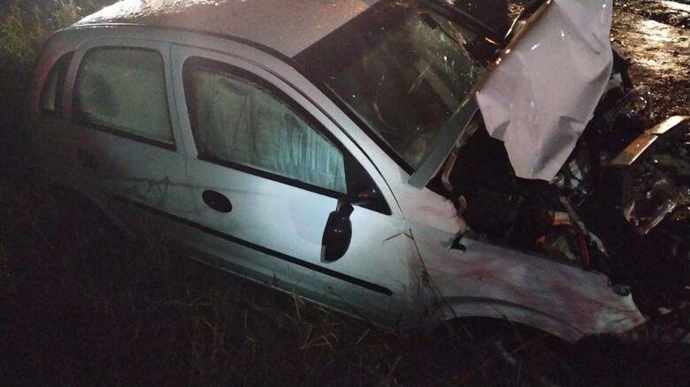 Corpo de idoso de Guaramirim que morreu em acidente na BR 470 será sepultado nesta tarde  - Crédito: Divulgação