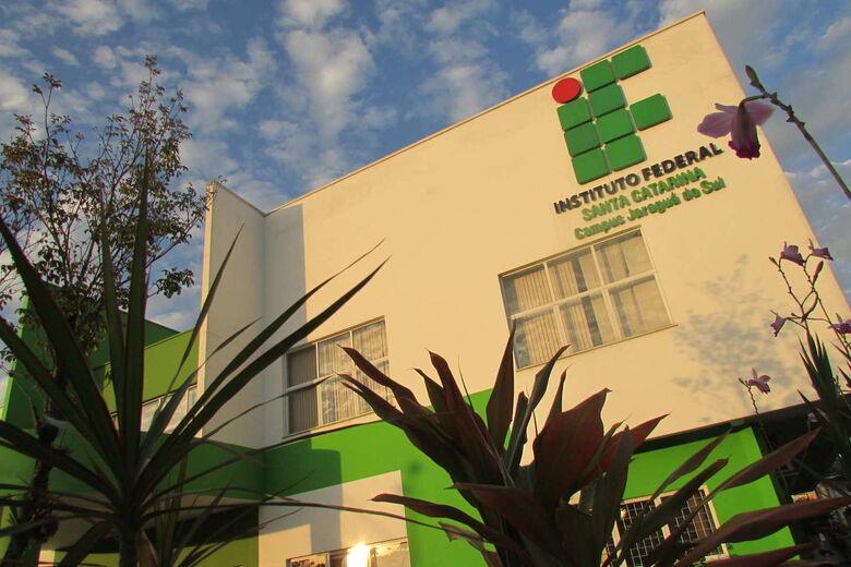 IFSC abre primeiro curso gratuito de especialização em Jaraguá  - Crédito: Divulgação