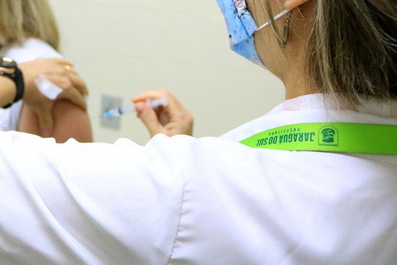 Vacinação contra a gripe: campanha está na terceira e última fase - Crédito: Divulgação