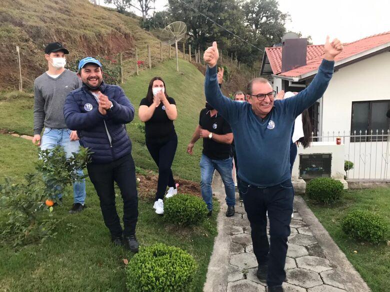 Com diferença de 16 votos, Irone Duarte é eleito prefeito de Petrolândia - Crédito:  Josué Eger / Rádio Sintonia