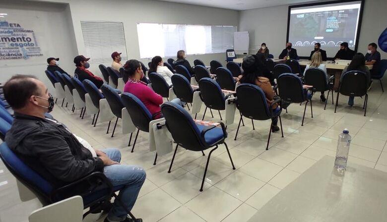 Samae fará ligação de água no loteamento Jaime Osmar Mann - Crédito: Divulgação