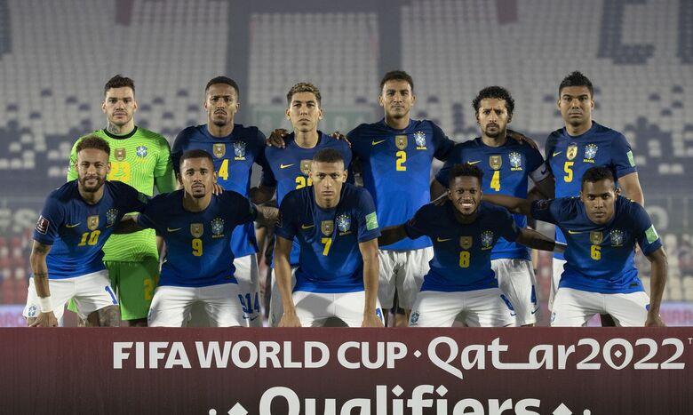 Em nota, jogadores da seleção criticam Copa América, mas negam boicote - Crédito: Lucas Figueiredo - CBF