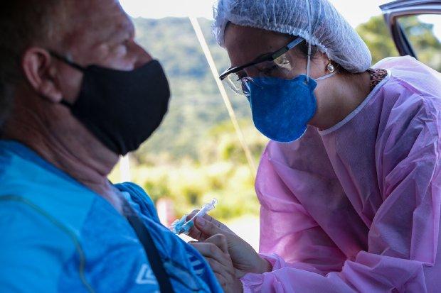 Moisés anuncia vacinação em massa contra o novo coronavírus - Crédito: Arquivo / Divulgação