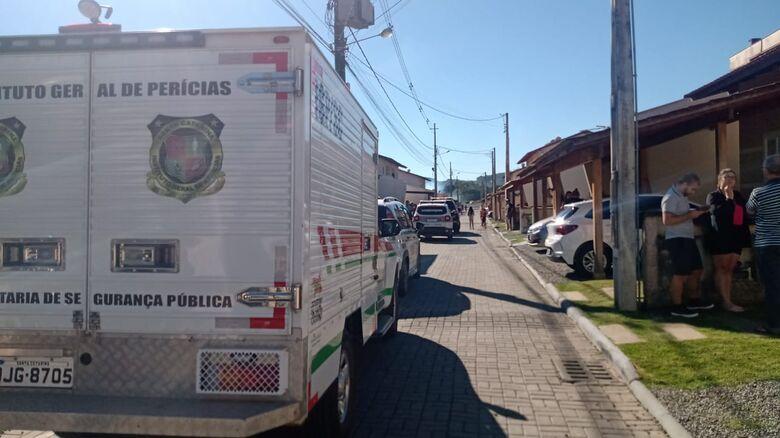 Menina de cinco anos é morta em Guaramirim -