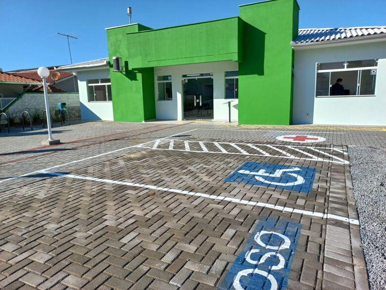 Posto de Saúde do bairro Santa Luzia retoma atendimentos após reforma - Crédito: Divulgação