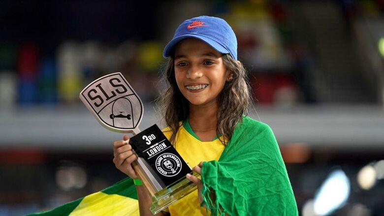 Com nova modalidade incluída, brasileira será a mais jovem representante do país nas Olimpíadas -
