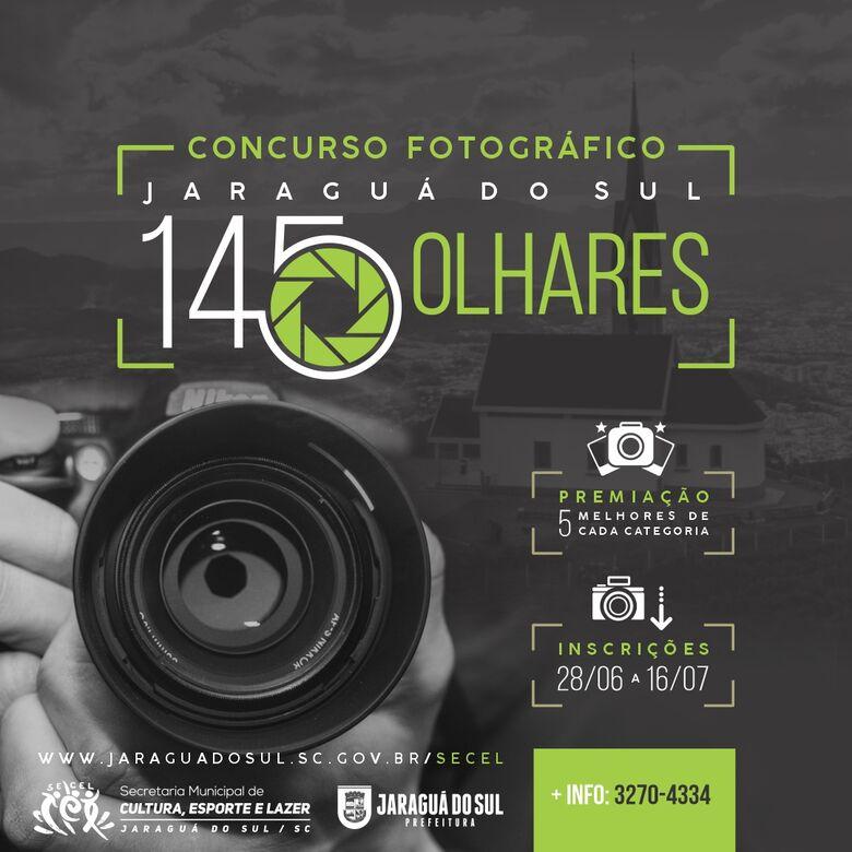 Prorrogado o prazo para inscrições no concurso fotográfico - Crédito: Divulgação
