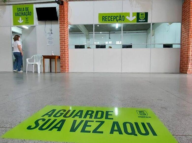 Central de Vacinas Covid de Jaraguá estará fechada no domingo (1) - Crédito: Arquivo / Divulgação
