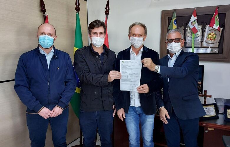 Grupo Koch recebe mais um alvará de construção em Jaraguá do Sul - Crédito: Arquivo / Divulgação