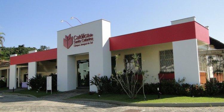 UNIEDU: 700 acadêmicos da Católica SC contarão com bolsas de até 100% neste segundo semestre - Crédito: Arquivo / Divulgação