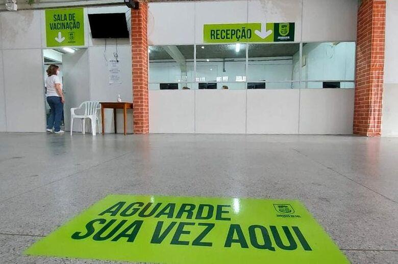 Jaraguá liberada vacina contra a covid-19 para pessoas com 35 anos - Crédito: Arquivo / Divulgação