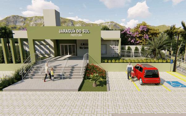 Mais R$ 300 mil são aprovados para CMEI no Rio Cerro II, em Jaraguá do Sul  -