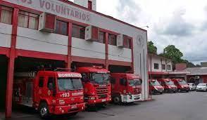 Caminhão incendeia em Jaraguá do Sul  -