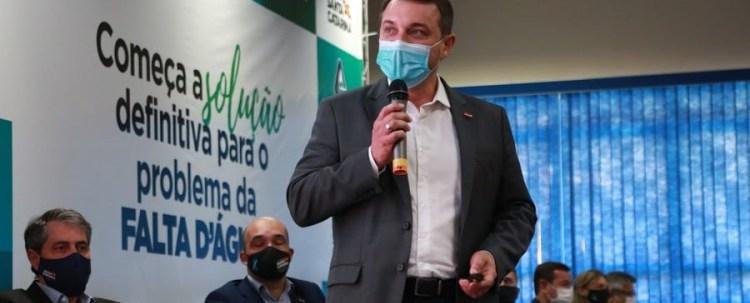 Governador promete publicação de decreto brando contra a Covid-19  - Crédito: Divulgação