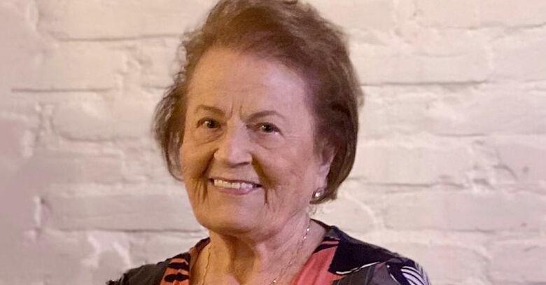 Morre Alminda Franzner, mãe do vice-prefeito de Jaraguá  - Crédito: Divulgação
