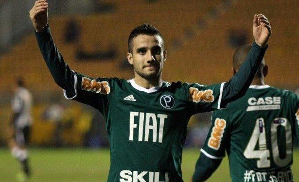 Ex-Palmeiras e Santos, atacante Maikon Leite é o novo reforço do Juventus - Crédito: Arquivo / Divulgação