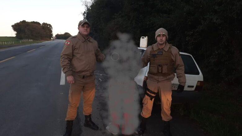 Divulgação/Policia Militar -