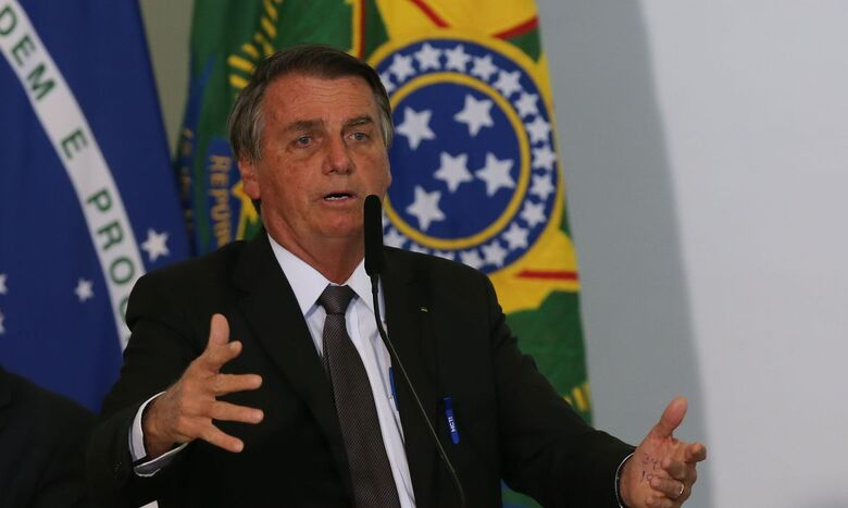 Presidente diz que deve vetar dinheiro para o fundo eleitoral - Crédito: Fábio Rodriguez Pozzebom / Agência Brasil