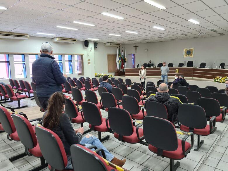 Guaramirim sedia reunião sobre Circuito de Cicloturismo do Vale dos Encantos - Crédito: Divulgação
