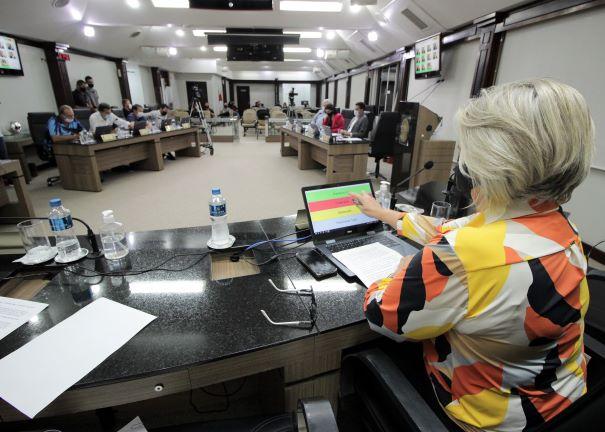 Após inquérito do MP, Câmara de Jaraguá pode mudar de endereço  - Crédito: Arquivo / Divulgação