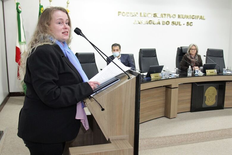 Necessidade do 2° Conselho Tutelar é debatida na Câmara de Jaraguá  - Crédito: Arquivo / Divulgação