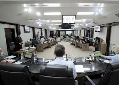 Modernização marca o 1° semestre no Legislativo jaraguaense  -