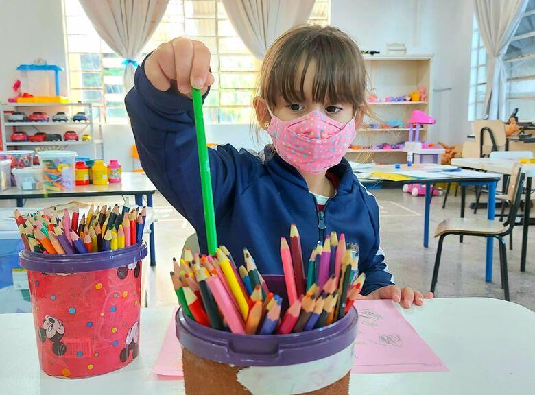 Recesso escolar será de 19 a 30 de julho em Jaraguá  - Crédito: Arquivo / Divulgação