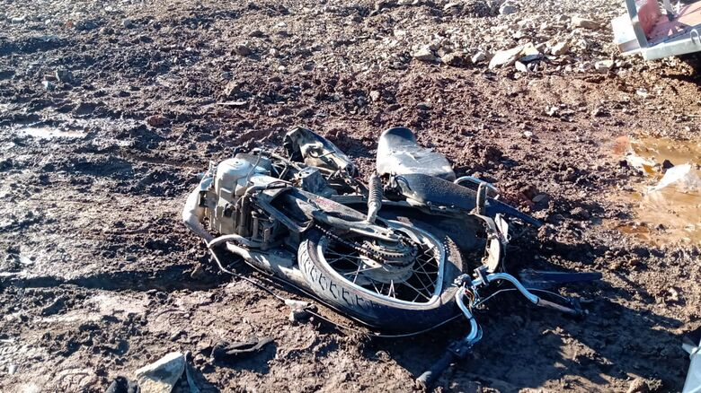 Jovem morre em acidente na SC 108 em Massaranduba - Crédito: Divulgação