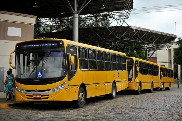 Passagem de ônibus ficará mais barata em Jaraguá a partir de quarta - Crédito: Arquivo / Divulgação