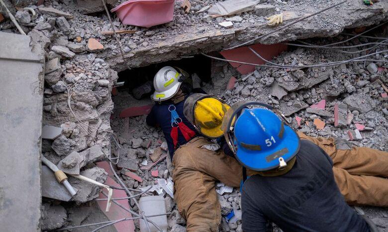 Número de mortos em terremoto no Haiti sobe para quase 2 mil - Crédito: Ricardo Arduengo / Agência Reuters