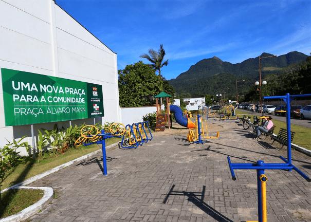 Programa Adote uma Área de Lazer é aprovado em Jaraguá - Crédito: Divulgação