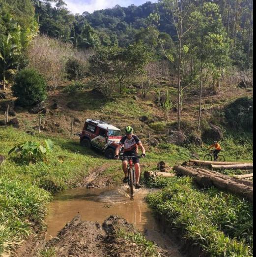 Agosto terá Transcolono e Bike in Roça em Jaraguá do Sul - Crédito: Arquivo / Divulgação