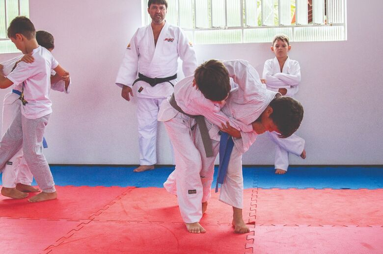 Guaramirim retoma escolinhas de três modalidades - Crédito: Arquivo / Divulgação