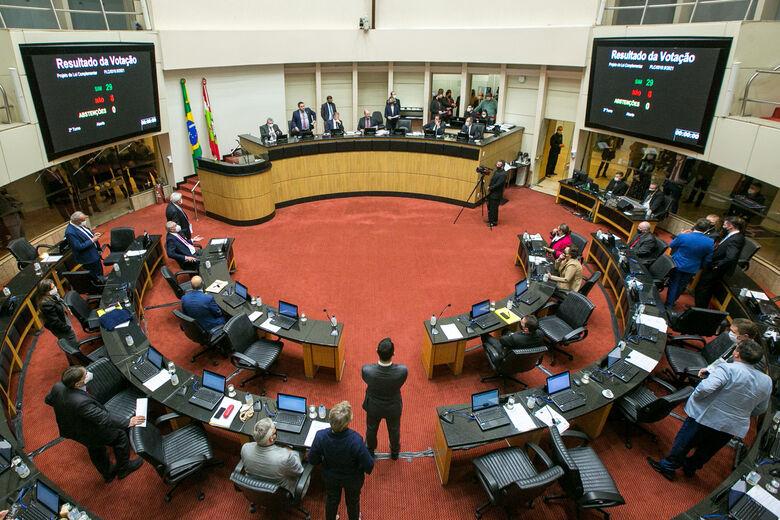 Aprovada a reforma da previdência dos servidores públicos estaduais - Crédito: Divulgação