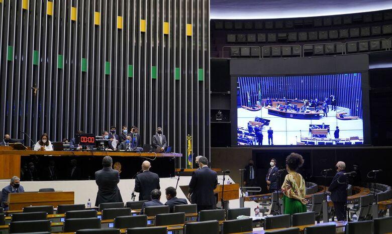 Sem distritão, Câmara aprova texto-base da PEC da reforma eleitoral - Crédito: Pablo Valadares  / Câmara dos Deputados