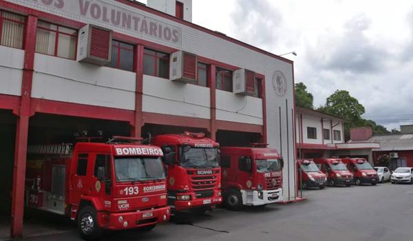Bombeiros Voluntários de Jaraguá completam 55 anos  - Crédito: Divulgação