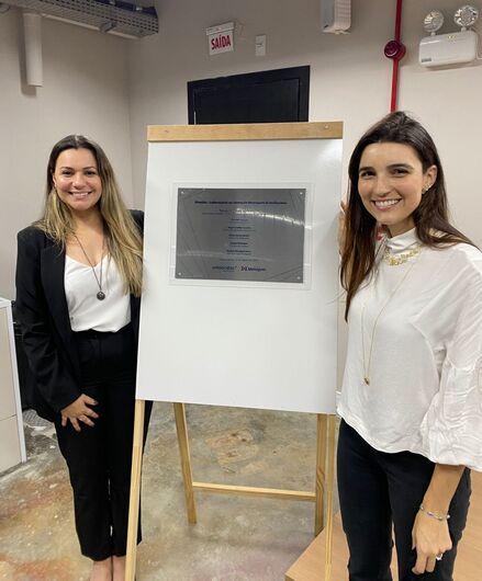 Grupo Menegotti firma parceria com a Unisociesc - Crédito: Divulgação