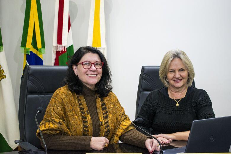 Câmara de Vereadores de Jaraguá passa a contar com Procuradoria da Mulher  - Crédito: Divulgação