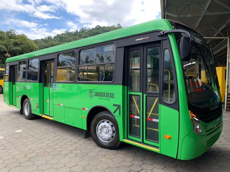 Prefeitura confirma entrada em vigor do novo sistema de transporte em Jaraguá  - Crédito: Arquivo / Divulgação