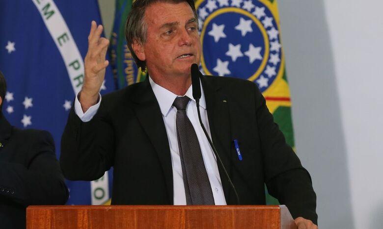 Em SC, Bolsonaro vai se reunir com empresários da região de Jaraguá  - Crédito: Fábio Rodriguez Pozzebom / Agência Brasil
