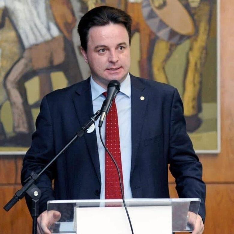 Podemos anuncia filiação do deputado federal Rodrigo Coelho - Crédito: Divulgação