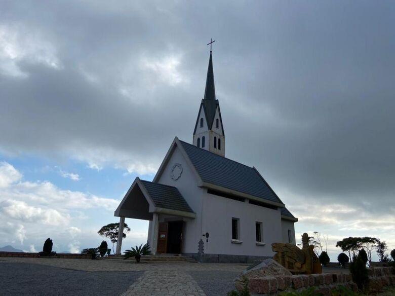 Visitação à Chiesetta Alpina será cobrada - Crédito: Arquivo / Divulgação