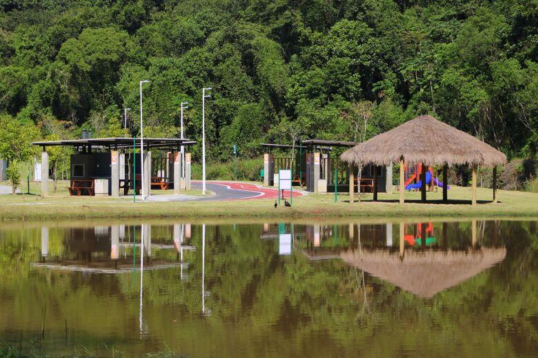 Abertas as inscrições para o Projeto Esporte e Arte no Parque - Crédito: Arquivo / Divulgação