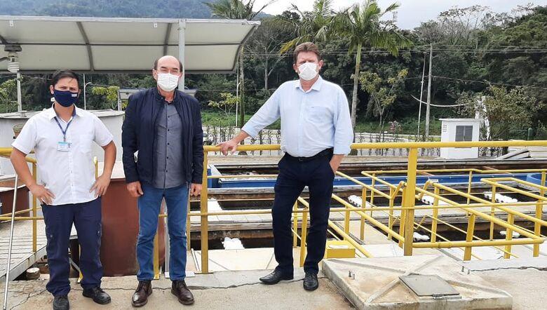 Samae construirá nova estação de tratamento de esgoto  - Crédito: Divulgação