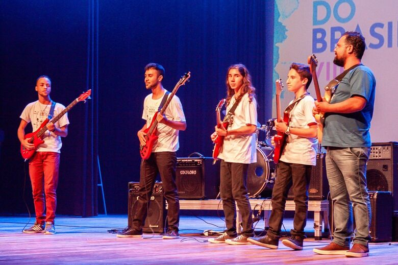 Mostra Didática do projeto Música para Todos acontece nesta sexta - Crédito: Divulgação